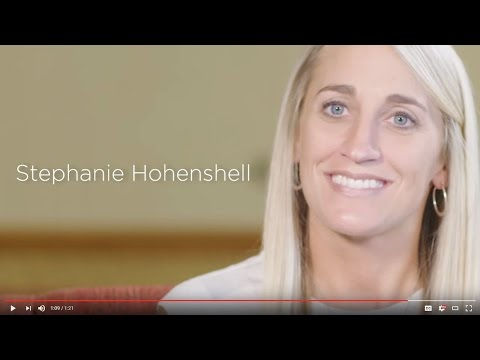 Aspire to More wtih Stephanie Hohenshell