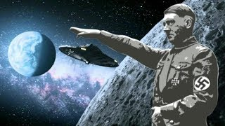 Shocking Claims of Nazi Lunar Landing, Secret Base on the Moon and Antarctica