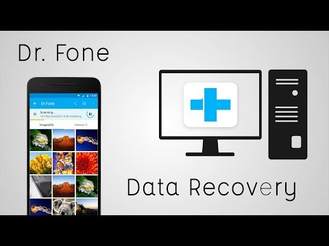 Best Data Recovery Tool For Your Smartphone ft. Dr. Fone