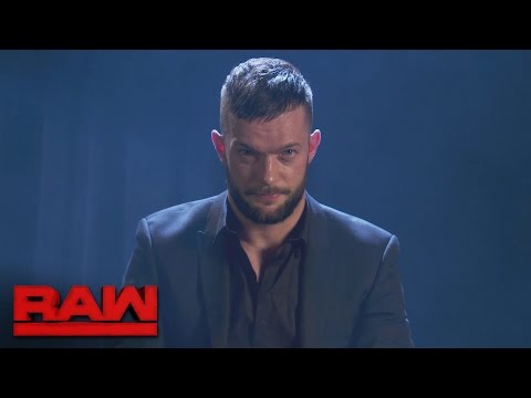 Finn Bálor reveals the history of The Demon King: Raw, Aug. 8, 2016