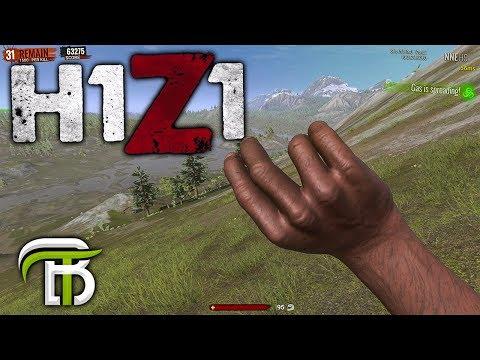 THE MASTER OF H1Z1 | H1Z1 KotK