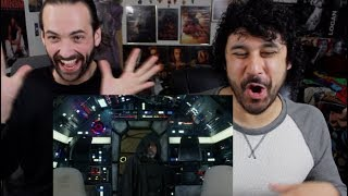 "STAR WARS: THE LAST JEDI ""Awake"" (:45) Extended TV Spot - REACTION!!!"