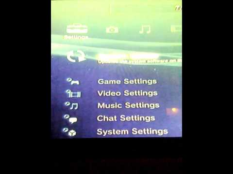 Connecting mobile hot spot to PS3