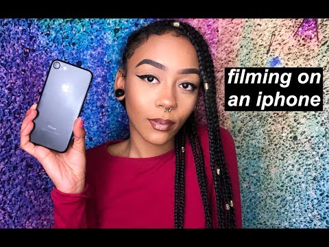 HOW TO FILM ON IPHONE | FILMING ON A BUDGET