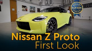 Nissan Z Proto - First Look