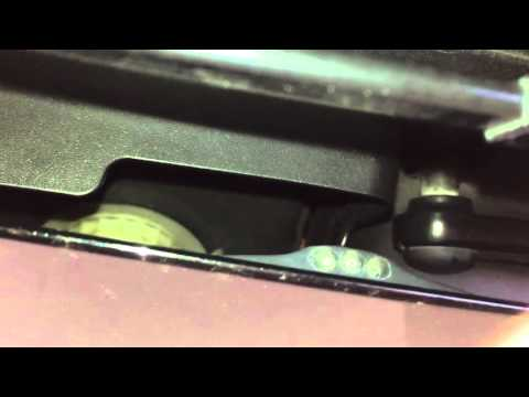 How to clean windscreen washer jet nozzles Audi A5