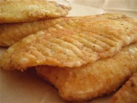 Cooking 101: Fried Tilapia