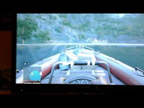 Chasse au crocrodile sur far cry 4