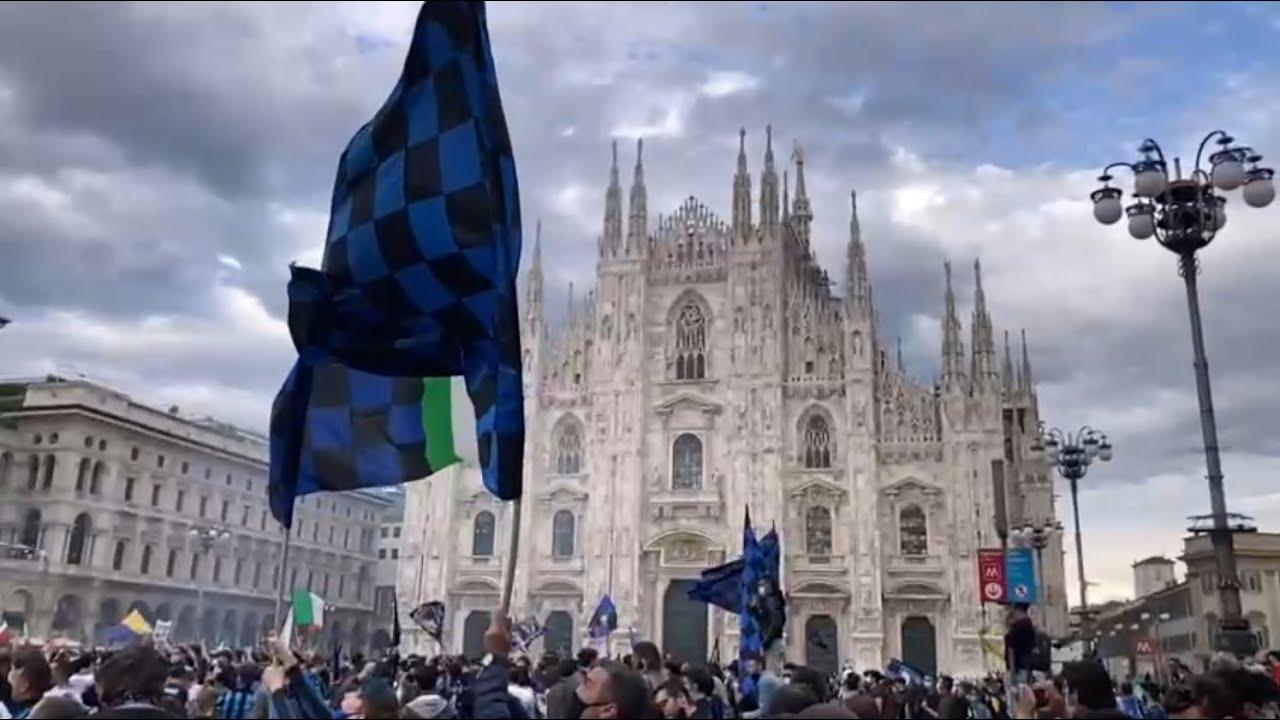 INTER TV LIVE (PART II)   INTER ARE THE 20-21 CHAMPIONS OF ITALY   I M SCUDETTO 1️⃣9️⃣🇮🇹⚫🔵