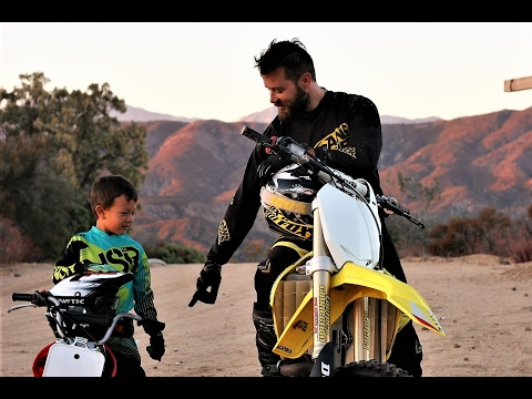 What you need to know when you start riding a dirt bike - Part 1