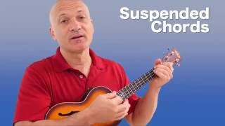 Playing Suspended Chords