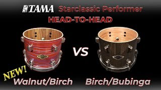 Tama Starclassic Performer B/B Shell Pack Review by
