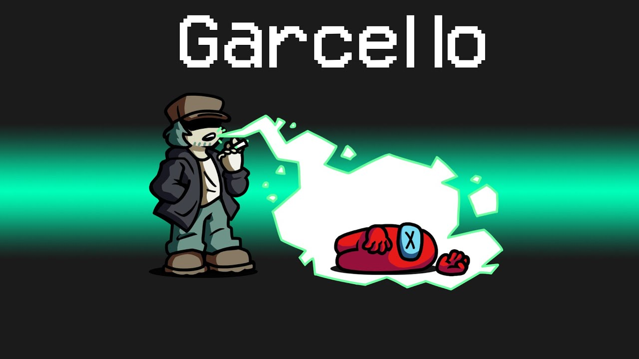 GARCELLO Imposter Role in Among Us...