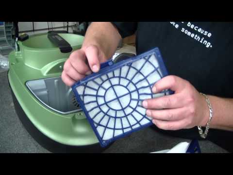 Nilfisk Power Vacuum Cleaner Basic Maintenance - To Get The Best From Your Machine