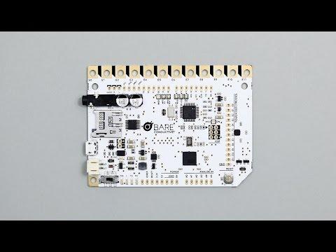 Bare Conductive |  Touch Board