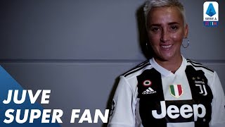 """I Breathe Juventus!"" | Super Fan Monika Shuler on Supporting the Bianconeri |  Serie A"