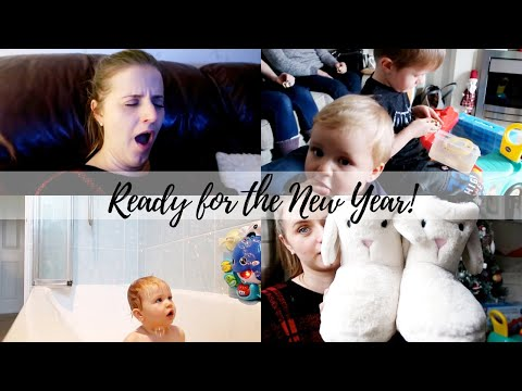 READY FOR THE NEW YEAR! | THE SATURDAY VLOG | CARLY ELLEN