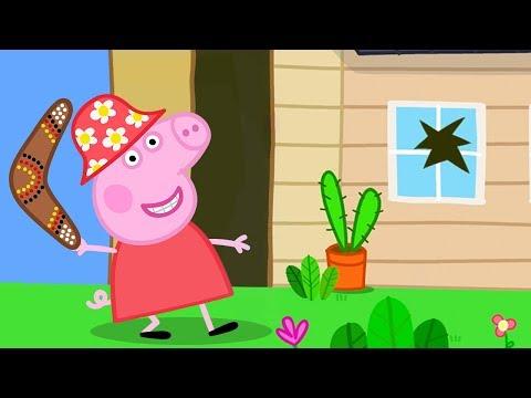 Peppa Pig English Episodes   Boomerang   Peppa Pig Official