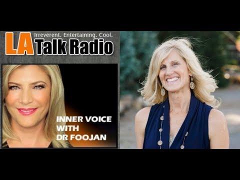 Heal Your Heartbreak - Dr. Foojan Zeine interviews Sandra Pate