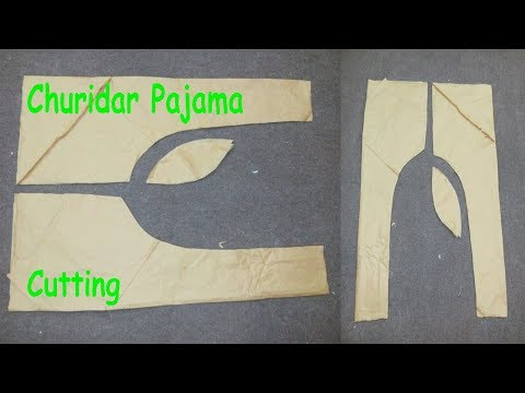 Churidar Pajama|How To Make Bag For Churidar Pajama|Measurement & cutting|Simple,Method,Step by Step