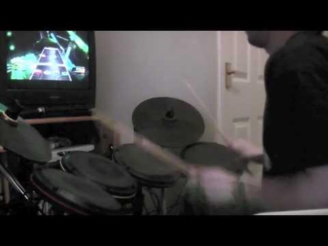 Fight Fire With Fire 100% FC Expert Drums Guitar Hero Metallica
