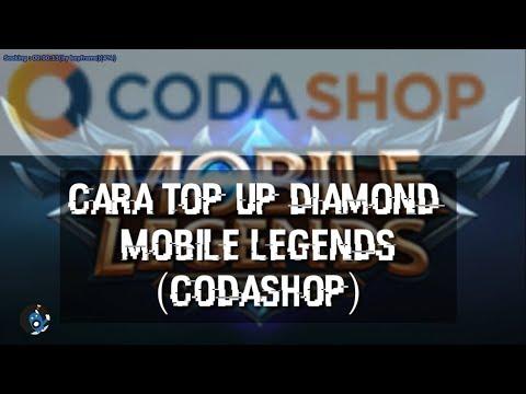CARA TOP UP DIAMOND VIA CODASHOP : MOBILE LEGENDS TRICK