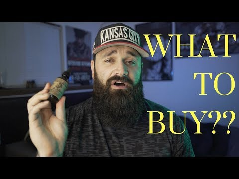 Christmas BEARD Gifts | What beard products to buy for YOUR MAN
