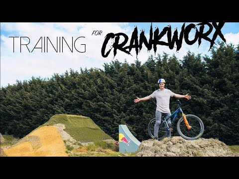 TRAINING FOR CRANKWORX!!