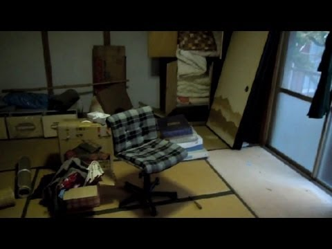 Old Japanese Farmhouse Guest House - Before & After