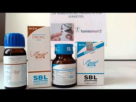 How to control diabetes mellitus with homeopathy medicines