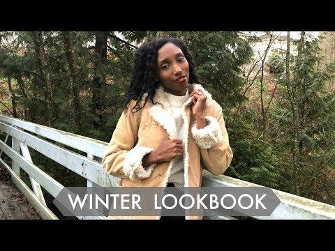 Winter Thrift Lookbook 2018