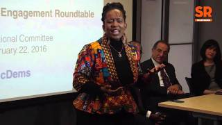 Kenyan Anna Mwalagho Discusses The African Immigration Experience To White House Officials