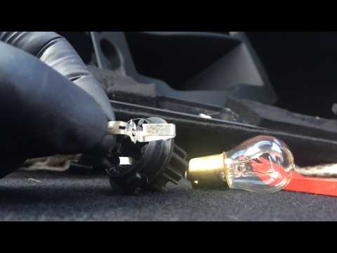 Mercedes brake light bulb fix.. Will cost you almost nothing! : How to ep 3