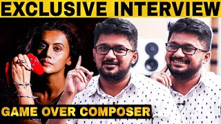 """I Lost My Sleep After Game Over"" Music Director Ron Ethan Yohann Exclusive Interview 
