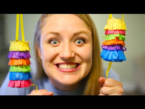 How To Make Mini Pull Pinatas!