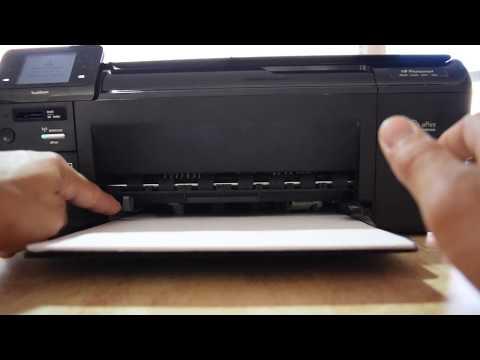 Inkjet or Laser Printer Misfeeds & Paper Jam Solution | All in One Printers