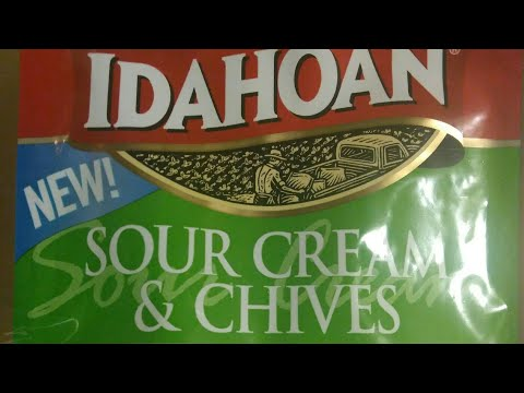 Idahoan New Sour Cream & Chives Mashed Potatoes