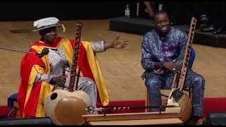 Download Musical Interlude: Toumani Diabaté and Sidiki Diabaté, Graduation 2015, SOAS University of London Video