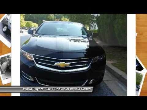 2014 Chevrolet Impala Atlanta GA E9244573