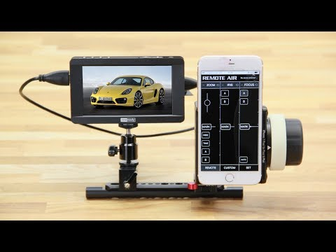 DIY Wireless Follow Focus with Monitor Rig - Assembling Review
