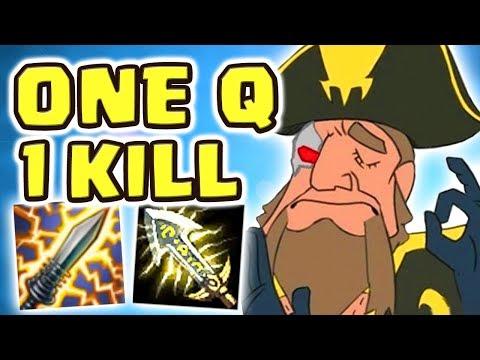 THE LEGENDARY PIRATE KING IS BACK BABY!! 1 PARLEY 1 KILL | GANGPLANK JUNGLE IS ACTUALLY SO MUCH FUN