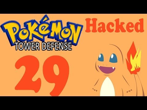 Pokemon Tower Defense Hacked | Ep 29 | Viridian City