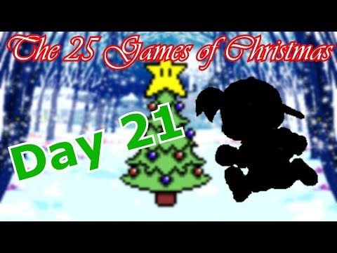 The 25 Games of Christmas - Day 21