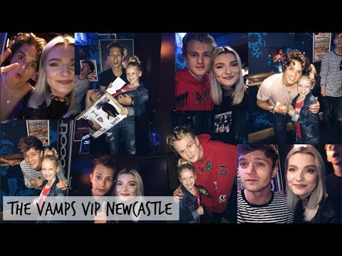 Surprising Ruby with VIP Vamps Tickets | Up Close And Personal Tour Newcastle 2017 | LoveFings