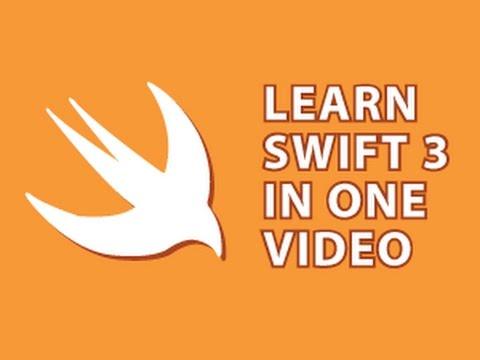 Swift 3 Tutorial