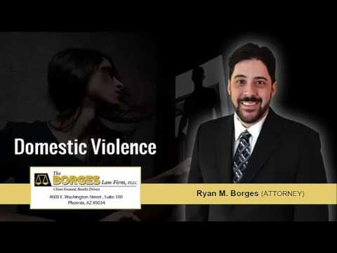 What Should I Do If A Restraining Order Is Filed Against Me? | (602) 456-1918