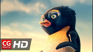 "CGI Animated Short Film HD: ""Flight Short Film"" by Eagle Animation Studio"