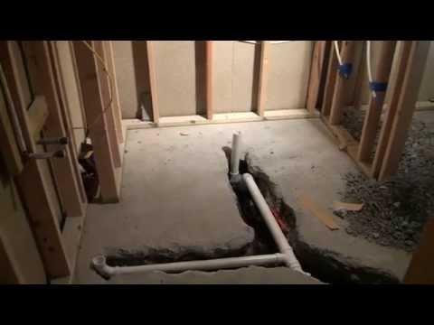 Basement Bathroom Construction Ideas