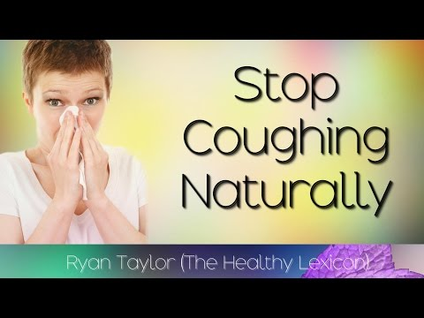Stop Coughing Immediately