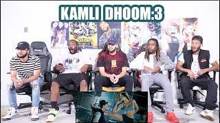 Kamli - DHOOM 3 | Katrina Kaif | Aamir Khan | REACTION